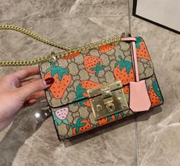 Ingrosso Moda Mini donna Moda Alta qualità di lusso designer borsa a tracolla borse catena signore borsa grande capacità borsa a tracolla