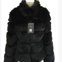 $enCountryForm.capitalKeyWord NZ - S-4XL Fashion coat imitation fur Cclothes ladies Women Clothing Jacket Winter imitation fox Skin ShortCoat 339