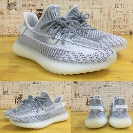Static 350 V2 Running Shoes off Mens Shoes Sneakers Blue Tint triple White Zebre Bred trainers Butter Sesame Womens Designer Shoes 5-11.5 from janoski shoes cheap manufacturers