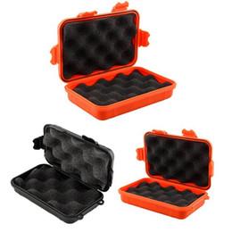 $enCountryForm.capitalKeyWord Australia - Plastic Storage Box Field Survival Sealed Box Airtight Sealed Case Camp Travel Seal Case Survive Kit Waterproof Shockproof