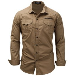 Men Cotton Business Shirts Australia - New Arrival Men Shirt Cotton Long Sleeve Dress Shirt Men Casual Business Slim Mens Brand Clothing Camisa Masculina Drop Shipping Y190506
