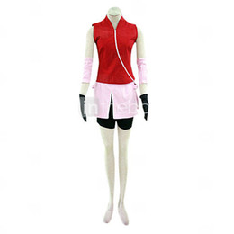 China Cosplay anime costume Naruto - Haruno Sakura Cosplay costume 2 generations suppliers