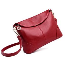 $enCountryForm.capitalKeyWord Australia - New Elegant Shoulder Bag For Women 2019 Leather Fashion Envelope Crossbody Bag With 2 Shoulder Straps Black Blue Purple Red Y19061903