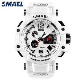 $enCountryForm.capitalKeyWord Australia - Smael Brand Men Sport Watches Led Digital Watch Men 50m Waterproof Casual Quartz Watch Male Clock Men Relogios Masculino Gift MX190716