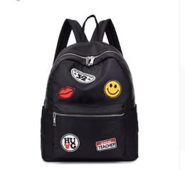 $enCountryForm.capitalKeyWord Australia - High Quality Nylon Waterproof Women Backpack Fashion The Coat Of Arms School Backpacks For Girls Travel Travel Backpacks