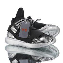 9627a2c2a634b 2019 high quality Men Casual Shoes Y3 QASA Chunky Silver Shoes Y-3 qasa Chunky  Casual Shoes Size 36-44