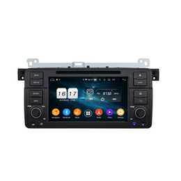 "mobile mirrors Canada - 4GB RAM Octa Core 1 din 7"" Android 9.0 Car Radio DVD Player Car DVD for BMW E46 M3 1998-2005 With GPS Bluetooth 4G WIFI USB Mirror link"