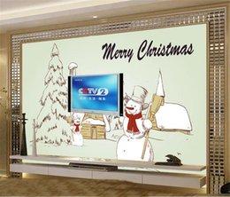 $enCountryForm.capitalKeyWord Australia - custom size 3d photo wallpaper livingroom bed room mural Merry Christmas European style picture sofa TV backdrop wallpaper non-woven sticker
