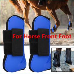 Wholesale Horse jumping protection Leggings Hoof Wrap Leg Protective Equipment Harness Supplies Horse Splint Leg Boot Protection Equestrian Use Tool