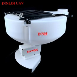 DIY 10L tank + Fertilizante blanco o negro Dispositivo de pulverización para la pulverización agrícola de semillas de aviones no tripulados [UAV INNLOI a medida] en venta