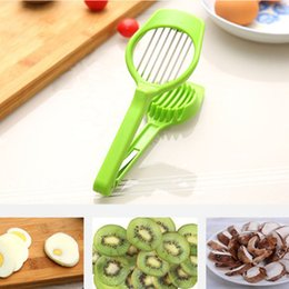 $enCountryForm.capitalKeyWord Australia - Kitchen Accessories Thickened ABS Frame Stainless Steel Cooking Tool Food Dividers Egg Mushroom Fruit Slicer Egg Sectioner