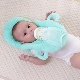 Wholesale Colorful New Soft Baby Support Plush Infant Feeding Seat Keep Sitting Posture Comfortable For 0-2years Children Q190530