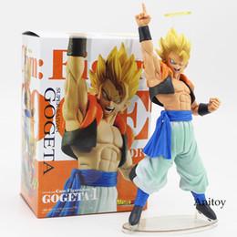 2019 Dragon Ball Z Gogeta Super Saiyan Com Figuration Gogeta Vol1