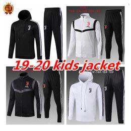Kids football suits online shopping - kids jacket kit RONALDO hoodie tracksuit DYBALA MANDZUKIC D COSTA Training suit da calcio football jackets