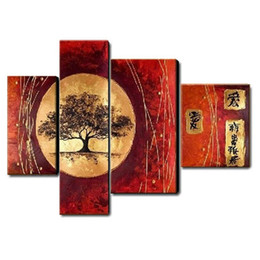art combinations Australia - oil painting canvas landscape Japanese Art decoration high quality hand painted home office hotel wall art decor free shipping,FZ01