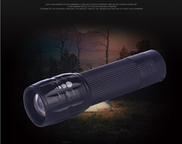 $enCountryForm.capitalKeyWord NZ - LED glare mini aluminum alloy focus flashlight glare flashlight outdoor bicycle flashlight factory wholesale