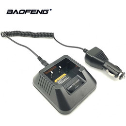 Walkie talkie car online shopping - Baofeng UV R USB Car Battery Charger For Baofeng UV R RE F8 DM R Walkie Talkie UV5R Ham Radio DMR Two Way Radio Accessories