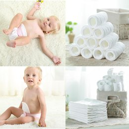 diaper gauze Australia - New Reusable Soft Cotton Baby Diaper 3 Layer Washable Soft Newborn Baby Nappy New Pregnancy baby
