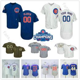 b93d1d060 Custom Chicago Cubs  12 Kyle Schwarber 23 Ryne Sandberg 40 Wilson Contreras  11 Yu Darvish Men Women Kids Youth Baseball Jerseys
