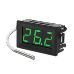 $enCountryForm.capitalKeyWord Australia - Mini Portable Thermocouple Meter LED Display Industrial Digital Thermometer -30 ~ 800 K-Type Industrial Gauge XH-B310