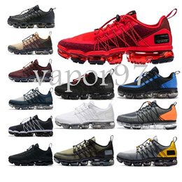 knit shoes 2019 - 2019 new Run Utility Men Fashion Designer luxury women Shoes fly Wave Runner sports mens knit Best Quality chaussures Ru