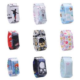 20 disegni Smart Paper creativo orologio impermeabile Tyvek magnetici LED Digital Braccialetti Orologi casual Bracciale per bambini ragazzi ragazze Uomini Donne