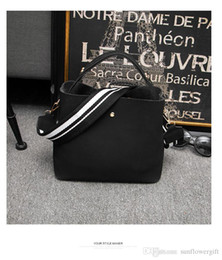 $enCountryForm.capitalKeyWord NZ - NEW FASHION Trendy women bucket handbags shoulder bag high quality women crossbody messenger PU shopping bucket bag