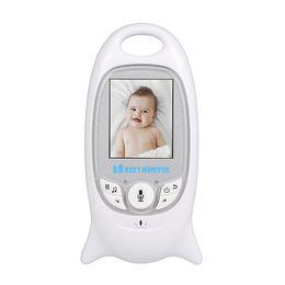 $enCountryForm.capitalKeyWord Australia - 2019 2.4Ghz Video Baby Monitors Wireless 2.0 Inch LCD Screen 2 Way Talk IR Night Vision Temperature Security Camera 8 Lullabies