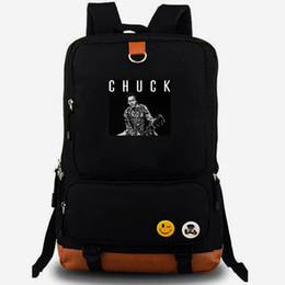 Rolling Pack Australia - Chuck Berry day pack Roll over Beethoven daypack Popular schoolbag Pop music packsack Laptop rucksack Sport school bag Outdoor backpack
