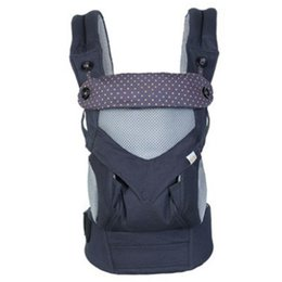$enCountryForm.capitalKeyWord Australia - Cotton Blend Baby Carrier Backpack With Hat Front Holding Breathable Wrap Adjustable Portable Shoulders Strap Sling Hands Free