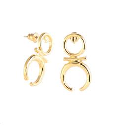 8ed1b29cc3968 Shop Gold Earring Hoops Style UK   Gold Earring Hoops Style free ...