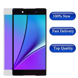 $enCountryForm.capitalKeyWord NZ - For Sony Xperia Z4 Display E6553 E6533 E5663 LCD Display touch Screen Digitizer Assembly Replacement For Sony Z4 lcd