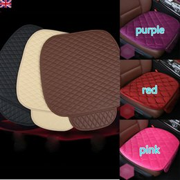 Mats size online shopping - Car Seat Cover Universal Breathable Front Rear Cushion Breathable Protector Mat Pad Auto accessories Universal Size