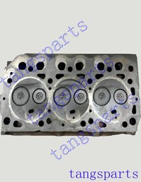 Wholesale use tractors resale online - used S3L Cylinder head Assy For Mitsubishi excavator loader forklift tractor garbage truck diesel etc engine kit parts