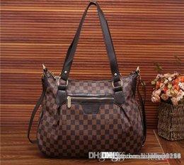 $enCountryForm.capitalKeyWord Canada - 2019 styles Handbag Famous Name Fashion Leather Handbags Women Tote Shoulder Bags Lady Leather Handbags M Bags purse A50