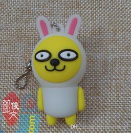 Popular Flash Drive Australia - Highquality 1pcs 2019 new arrival USB 2.0 kinds cute animal USB Flash Drive Pendrive 8gb-64gb Memory Stick Pen Drive U Disk for Popular Gift