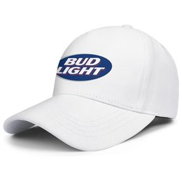 b0b78680 Womens Mens Flat-along Adjustable bud light sign Hip Hop Cotton Snapback  Cap Summer Travel Hats Cadet Army Caps Airy Mesh Dad Hats For Men W