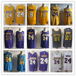 Kobe basKetball shorts online shopping - 2019 LeBron James Laker Jersey The City Los Angeles Kobe Bryant Lonzo Ball Kyle Kuzma Brandon Ingram Basketball Jersey NEW