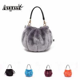 Designer AEQUEEN Women Faux Fur Handbags Luxury Designer Evening Bag  Weeding Clutch Bag Satchel Shoulder Purse Party Bag Ladies Tote 9025e40f99172