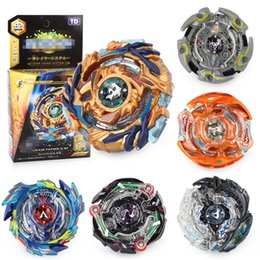 BeyBlade wholesale online shopping - Beyblade Burst Starter Launcher B73 B74 B75 With Sword Launcher Factory Supply Toys Children Gift Metal Fusion Blayblade Toy