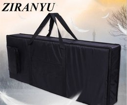 61 Key Piano Australia - 61 key universal Instrument keyboard bag thickened waterproof electronic piano cover case for electronic organ
