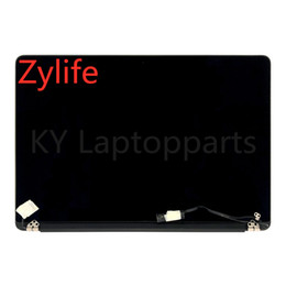 "apple macbook pro a1398 Australia - For Macbook Pro A1398 Late 2013  Mid 2014 Retina Display 15.4"" LCD Screen Assembly Panel 661-8310"