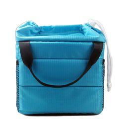 Dslr Cameras Bags Australia - Waterproof Dslr Partition Padded Camera Bag Insert Case Divider Built-in Liner Slr Camera Bags Fab Women Bag