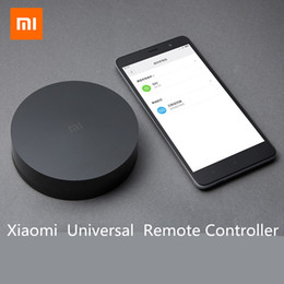$enCountryForm.capitalKeyWord Australia - Original Xiaomi Mi Universal Intelligent Smart Remote Controller WIFI+IR Switch 360degree Smart Home Automation Mi sensor