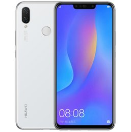 $enCountryForm.capitalKeyWord NZ - Wholesale Huawei nova 3i nova3i Mobile Phone 4G 6G Ram 64G 128G ROM 6.3 inch Kirin710 Octa Core Android 8.1 Glass Phone Body Smartphone