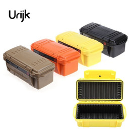 $enCountryForm.capitalKeyWord Australia - Urijk Outdoor Shockproof Waterproof Safety Boxes Survival Airtight Case Holder Storage Matches Tools Travel Sealed Containers Q190603