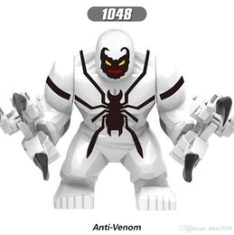 Avengers Toys For Sale NZ - XH1048 Single Sale Avengers Super Heroes Anti Venom Carnage Deadpool Toys for children brinquedos
