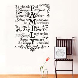 $enCountryForm.capitalKeyWord Australia - 1 Pcs Say I Love You Vinyl Wall Sticker Kids Rooms Home Decor Sofa Bedroom Bathroom Art Decal Diy Flowers Pattern Wallpaper Decoration