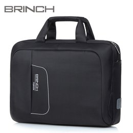"$enCountryForm.capitalKeyWord Australia - BRINCH New for 14 "" Laptop bag Business Handbag single shoulder bag computer free shipping"