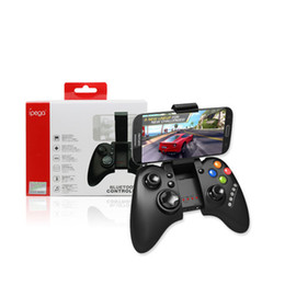 $enCountryForm.capitalKeyWord Australia - IPega PG-9021 PG 9021 Telescopic Wireless Bluetooth Game Controller Gamepad Game Pad Joystick for IPhone Pad IOS PC Gamecube Free DHL